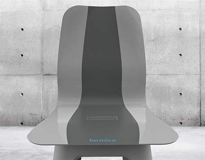 Plastic Injection molding chair