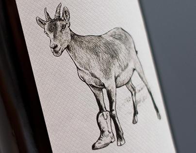 La Cabra & La Bota | Packaging / Naming