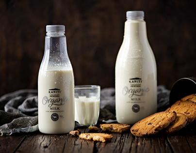 Kapiti Organic Milk