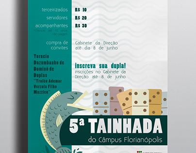 Graphic Design | Poster Tainhada