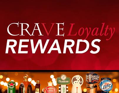 "CRAVE ""Loyalty Program"" Digital Campaign"