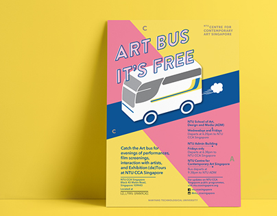 ART BUS – IT'S FREE
