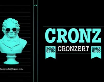 CRONZERT   String interactive