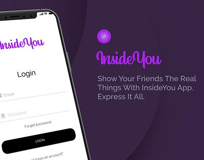 Inside You - App Promotional Video