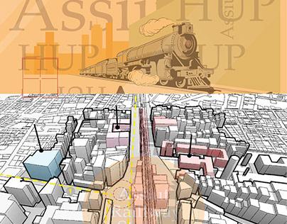 Graduation Project (Asssiut Railway Station)
