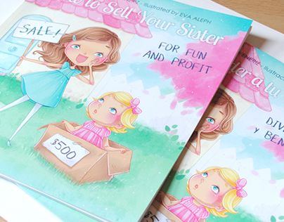 Children's book - How to Sell Your Sister