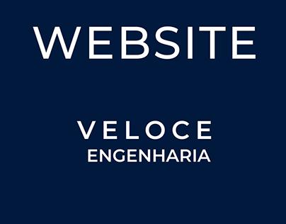 Site Veloce Engenharia