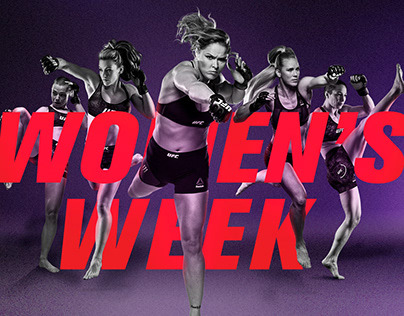 Women's Week on UFC FIGHT PASS