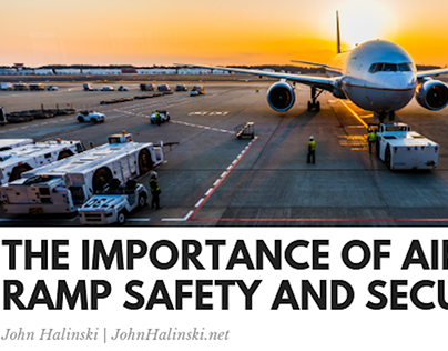 The Importance of Airport Ramp Safety and Security