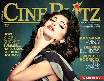 CineBlitz Cover