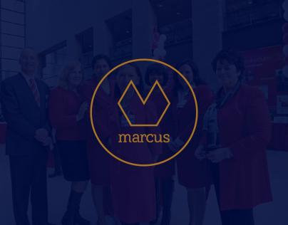 Marcus branding!