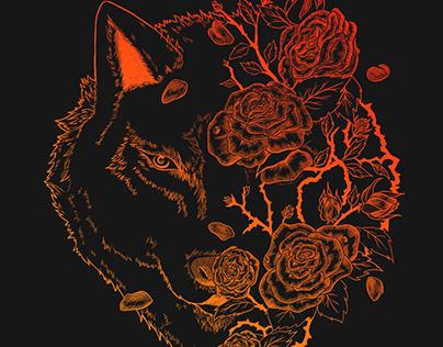 Wolf n Roses