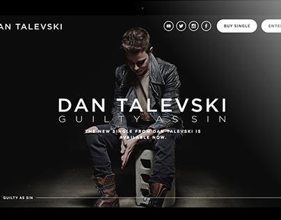 Dan Talevski Website