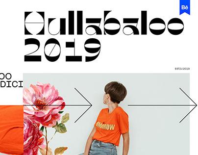 Hullabaloo Festival 2019