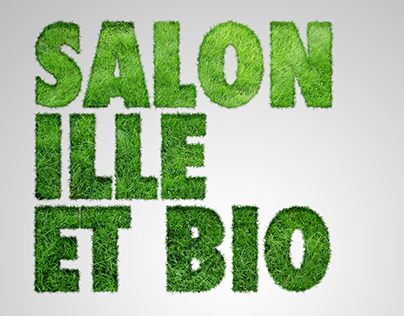 Salon Ille et Bio / Poster