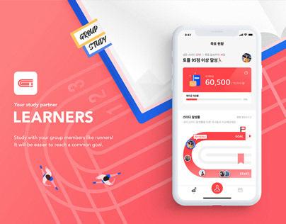 LEARNERS - Group Study App