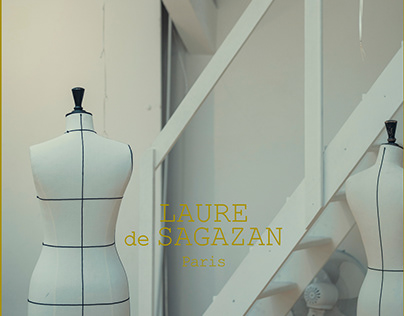 LAURE DE SAGAZAN - CIVIL WEDDING 2018