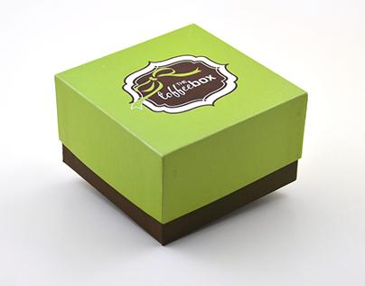 logo + packaging design