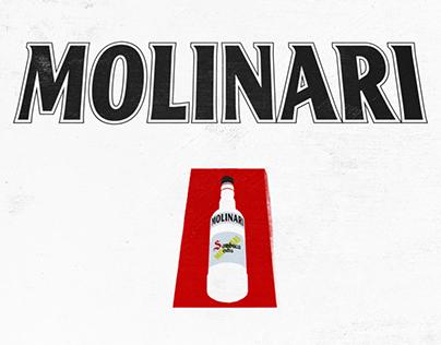 Sambuca Molinari // TV Ad Campaign // Commercials