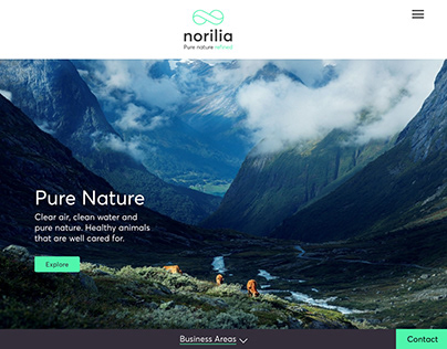 Norilia - Pure Nature Refined