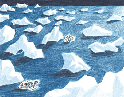 William Grill - Shackleton's Journey