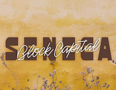 SENECA - Free Font