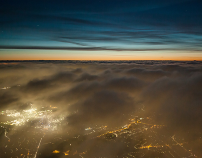 Above the Ruhr #2