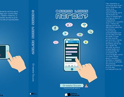 Capa do livro todos somos nerds