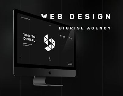 Bigrise Website