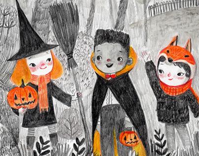 Spooky Meeting