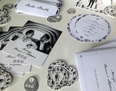 Wedding - Branding