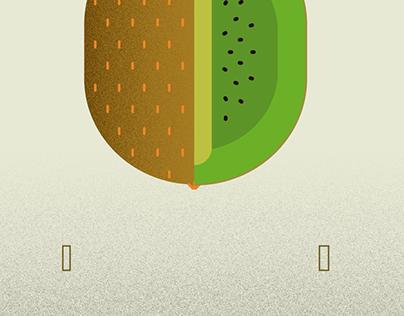 Infografía y Poster | Kiwi