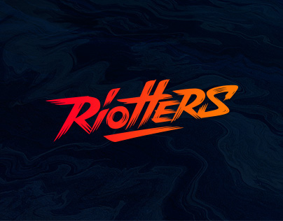 Riotters - branding