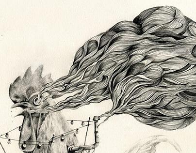 Pencil drawings II
