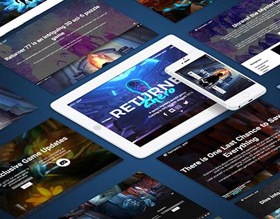 Returner Zhero Website