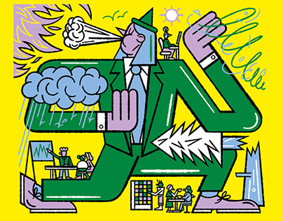 FUTURE OF WORK for Bloomberg Businessweek