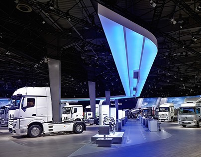 The future of trucks. Mercedes-Benz IAA 2014