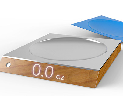 PURE - Bluetooth Food Scale
