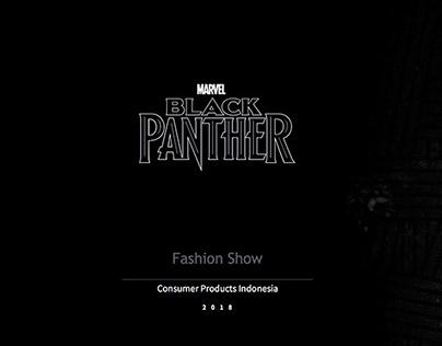 Creative Direction - Marvel Black Panther 2018