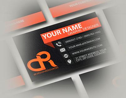 Creative Business Card #Freebie