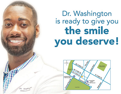 New York advertising campaign for Orthodontist.