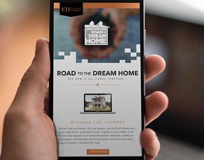 Elliott Homes St. Jude Dream Home Campaign