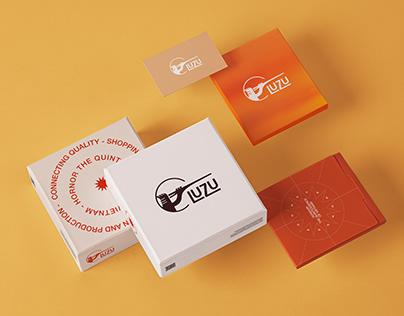 LUZU - Brand Identity