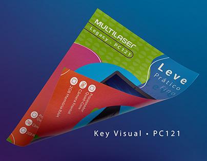 KV - Notebook Legacy - PC121