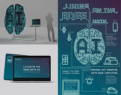 Living on the Edge with AI: Technology Conference Brand