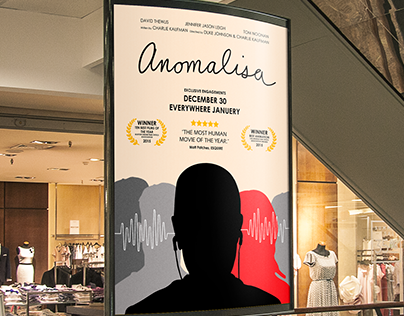 Anomalisa | Poster | Cartaz