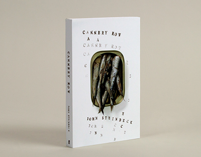 Cannery Row Book Cover