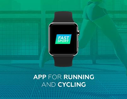FastSport – Apple Watch App