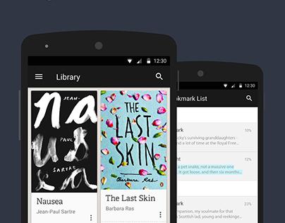 Txtr - reader app