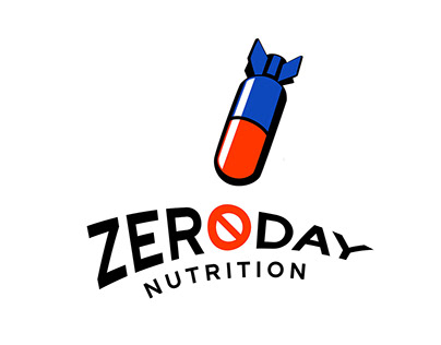 Zero Day Nutrition Logo | Brand Design Concepts